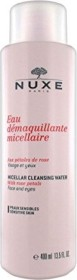 Nuxe Eau Démaquillante Micellaire rose flowers cleaning water, 400ml