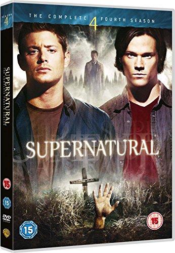 Supernatural Season 4 (UK) -- via Amazon Partnerprogramm
