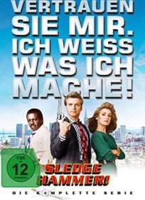 Sledge Hammer - Gesamtedition (DVD)