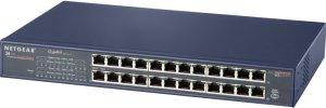 Netgear GS524T, 24-Port