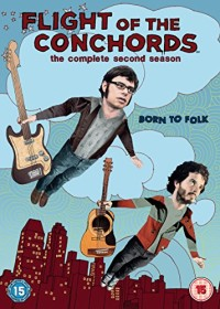 The Flight Of The Conchords Season 2 (DVD) (UK)