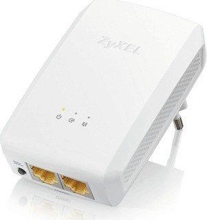 ZyXEL PLA5206 V2 Starter Kit, HomePlug AV2, 2x RJ-45, 2er-Pack (PLA5206V2-EU0201F)
