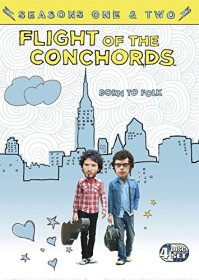 The Flight Of The Conchords Box (Season 1-2) (DVD) (UK)