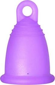 Me Luna Classic Ring Größe XL Menstruationstasse violett (YC-7504-0004)