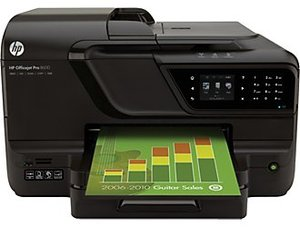 HP OfficeJet Pro 8600 e-All-in-One N911a, Tinte (CM749A)