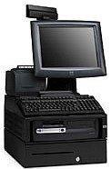 HP rp5000 POS-Cash register, Celeron 2.00GHz [various types]
