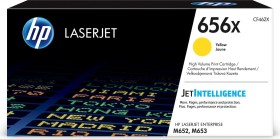 HP Toner 656X gelb (CF462X)