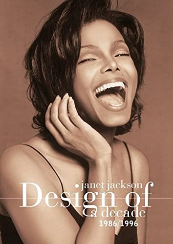 Janet Jackson - Design Of A Decade 1986 - 1996 -- via Amazon Partnerprogramm
