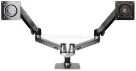 Ergotron LX Dual Side-by-Side Arm silver (45-245-026)