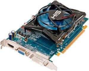 HIS Radeon HD 6670 Fan, 1GB DDR3, VGA, DVI, HDMI (H667FS1G)
