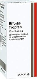 Effortil drops, 15ml