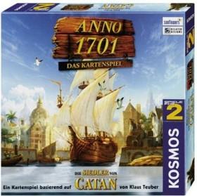 Anno 1701 - Das Kartenspiel