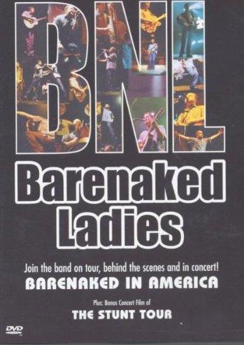 Barenaked Ladies - Barenaked in America -- via Amazon Partnerprogramm