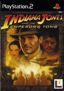 Indiana Jones und die Legende der Kaisergruft (German) (PS2)