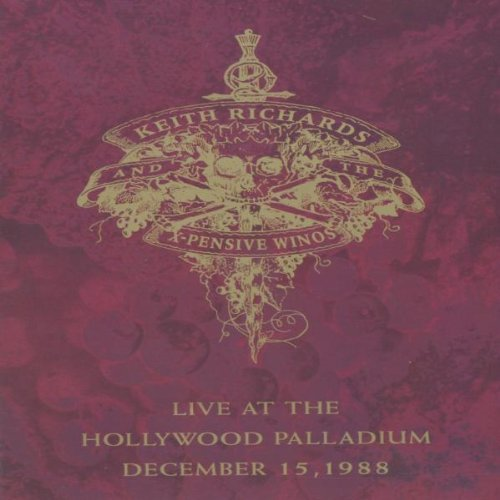 Keith Richards - Live at the Hollywood Palladium -- via Amazon Partnerprogramm