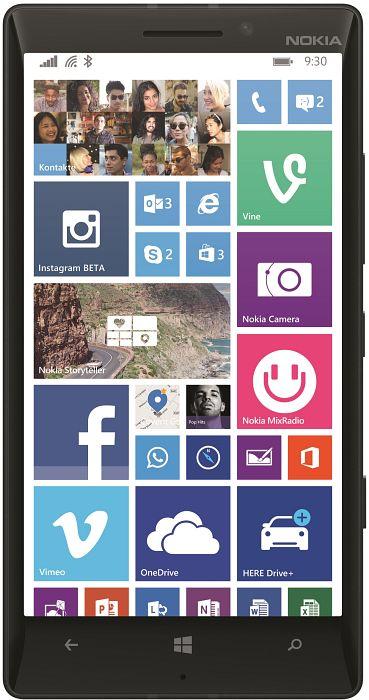 Nokia Lumia 930 schwarz
