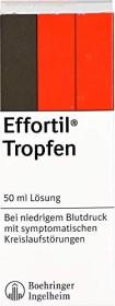 Effortil drops, 50ml
