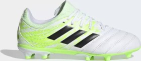 adidas Copa 20.3 FG cloud white/core black/signal green (Junior) (EF1913)