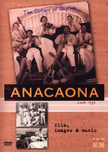Anacaona - Ten Sisters of Rhythm -- via Amazon Partnerprogramm