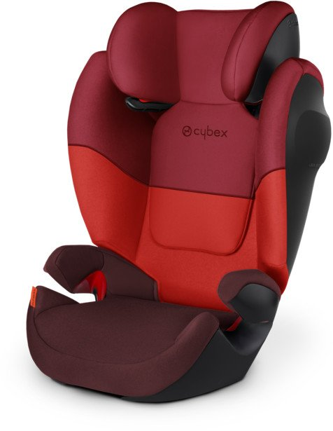 Cybex Solution M SL Rumba Red 2017