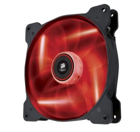 Corsair Air Series LED Red AF140 Quiet Edition, 140mm (CO-9050017-RLED)