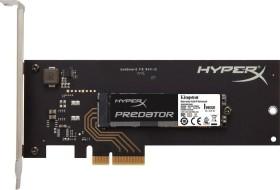 Kingston HyperX Predator 960GB, PCIe 2.0 x4 (SHPM2280P2H/960G)