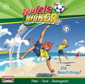 Teufelskicker Folge 43 - Die Beach-Kings!