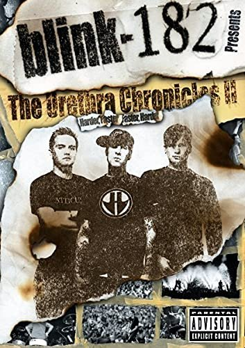 Blink 182 - The Urethra Chronicles 2 -- via Amazon Partnerprogramm