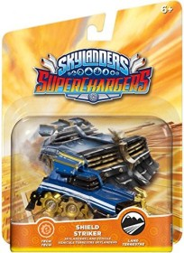 Skylanders: Superchargers - Figur Shield Striker (Xbox 360/Xbox One/Wii/WiiU/PS3/PS4/3DS)