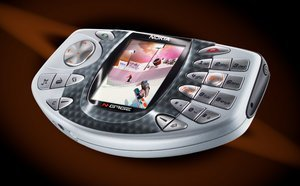 O2 Nokia N-Gage (various contracts)