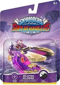 Skylanders: Superchargers - Figur Splatter Splasher (Xbox 360/Xbox One/Wii/WiiU/PS3/PS4/3DS)