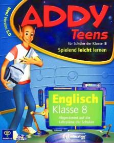 Coktel Addy Englisch 5.0 Klasse 8 (deutsch) (PC)