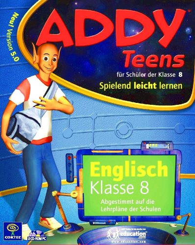 Addy English 5.0 class 8 (German) (PC) -- via Amazon Partnerprogramm