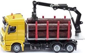 SIKU Super Zetros Logtransporter (2714)