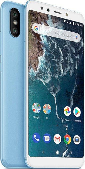 Xiaomi Mi A2 64GB blau