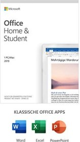 Microsoft Office 2019 Home and Student, PKC (multilingual) (PC/MAC) (79G-05153)