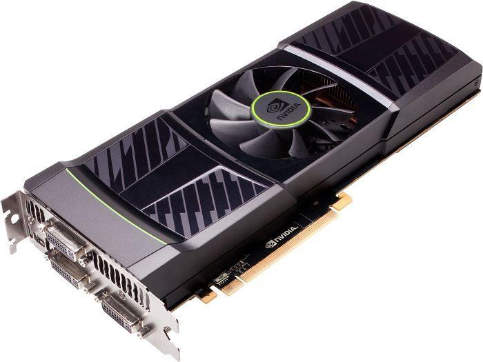 Various GeForce GTX 590, 2x 1.5GB GDDR5, 3x DVI, mini DisplayPort -- © nvidia.com