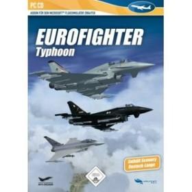 Flight Simulator X - Eurofighter Typhoon (Add-on) (PC)