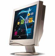 "Eizo FlexScan L661P, 18.1"", 1280x1024, 82kHz, 2x RGB, ekran dotykowy"