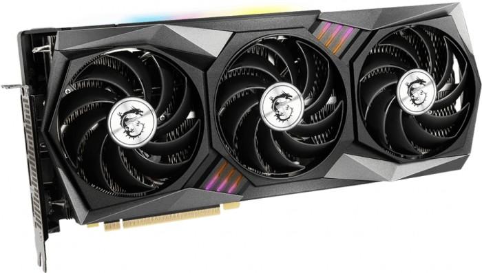 MSI GeForce RTX 3060 Ti Gaming Z Trio 8G LHR, 8GB GDDR6, HDMI, 3x DP (V390-290R)