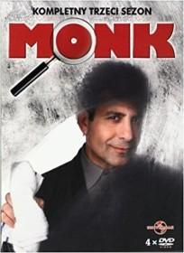 Monk Season 3 (DVD) (UK)