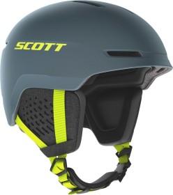 Scott Track Helm storm grey/ultralime yellow (271756-6622)