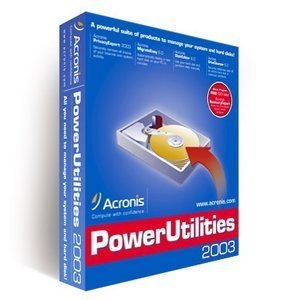 Acronis: Power Utilities 2003 (PC) (ACR-PU-DC)