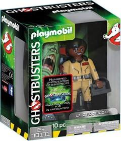 playmobil Ghostbusters - Sammlerfigur W. Zeddemore (70171)