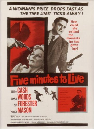 Five Minutes to Live -- via Amazon Partnerprogramm
