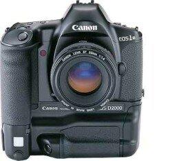 Canon EOS D2000 schwarz Gehäuse