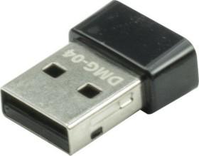 Inter-Tech PowerOn DMG-04, 2.4GHz/5GHz WLAN, USB-A 2.0 (88888151)