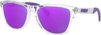 Oakley Frogskins Mix polished clear/violet iridium polarized (OO9428-0655)