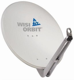 WISI OA 85 G lichtgrau