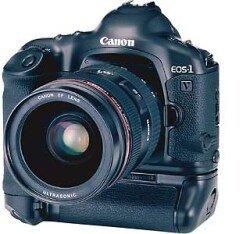 Canon EOS 1V (SLR) korpus (2043A003/2044A002)